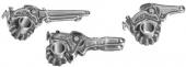 Цепной ключ PETOL (США) для буровых труб с многорядной цепью